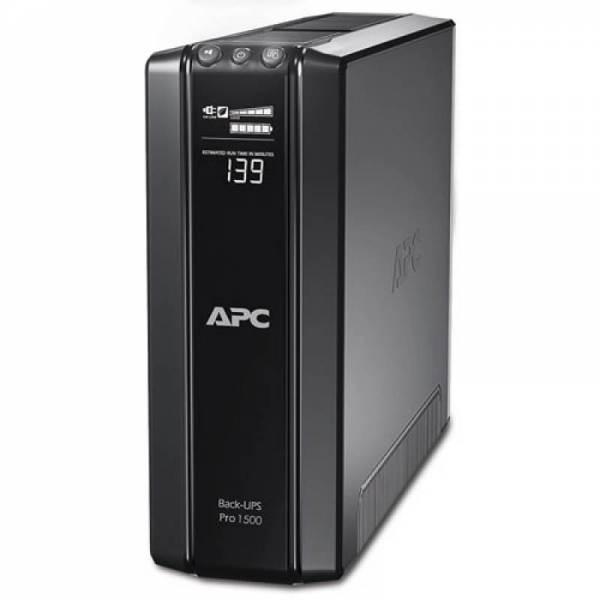 APC Back-UPS Pro Line-Interactive 1500VA Zwart
