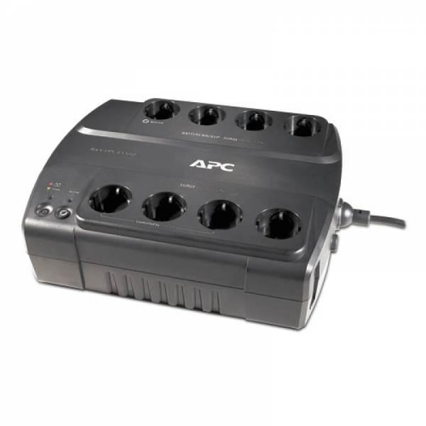 APC Back-UPS Standby (Offline) 550VA Compact Zwart